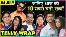 Reem Shaikh SLAMS Zaira Wasim, Vivek LEAVES Divyanka, Bharti Singh Birthday   TOP 10 TELLY NEWS