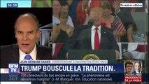 Pas de défilé pour les chars mais une parade aérienne: comment Donald Trump a bousculé la tradition de la fête nationale aux États-Unis