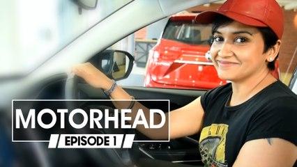 MOTORHEAD Episode 01 | MG Hector | Lena's Magazine