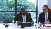 Délégation aux Outre-mer : Filière sucrière ultra-marine ; M. Julien Denormandie, ministre auprès de la ministre de la Cohésion des territoires ; Production audiovisuelle dans les outre-mer  - Jeudi 4 juillet 2019