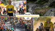 Rétro 2018 - Tour de France : Thomas écoeure la concurrence