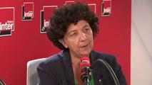 """Frédérique Vidal : """"Il ne faut pas parler de faux résultats. La solution qui a été proposée par le ministre de l'Education nationale c'est que tout le monde ait ses résultats aujourd'hui et que personne ne soit perdant."""""""