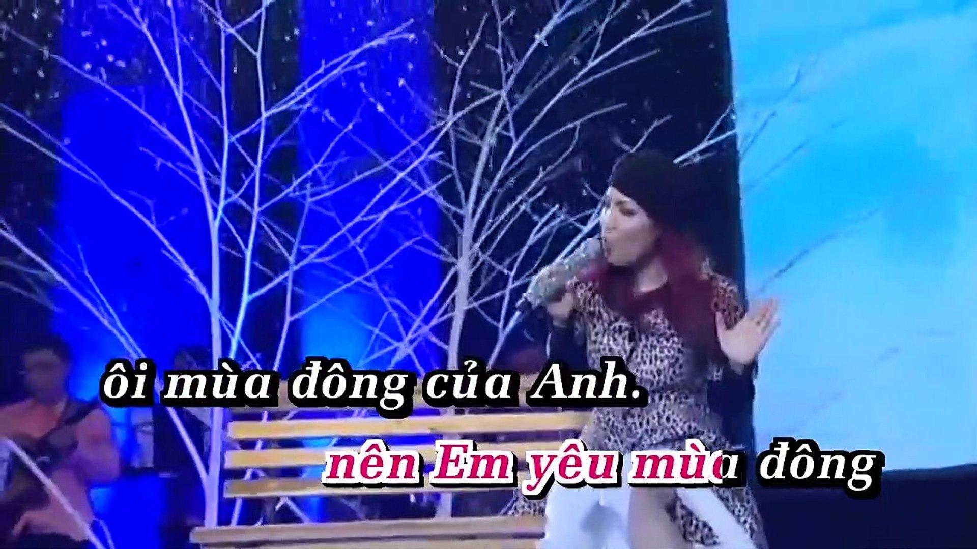 [Karaoke] Mùa Đông Của Anh - Hồng Ngọc [Beat]