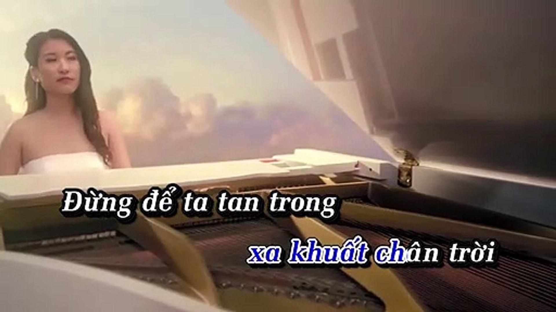 [Karaoke] Như Những Phút Ban Đầu - Hoài Lâm [Beat]