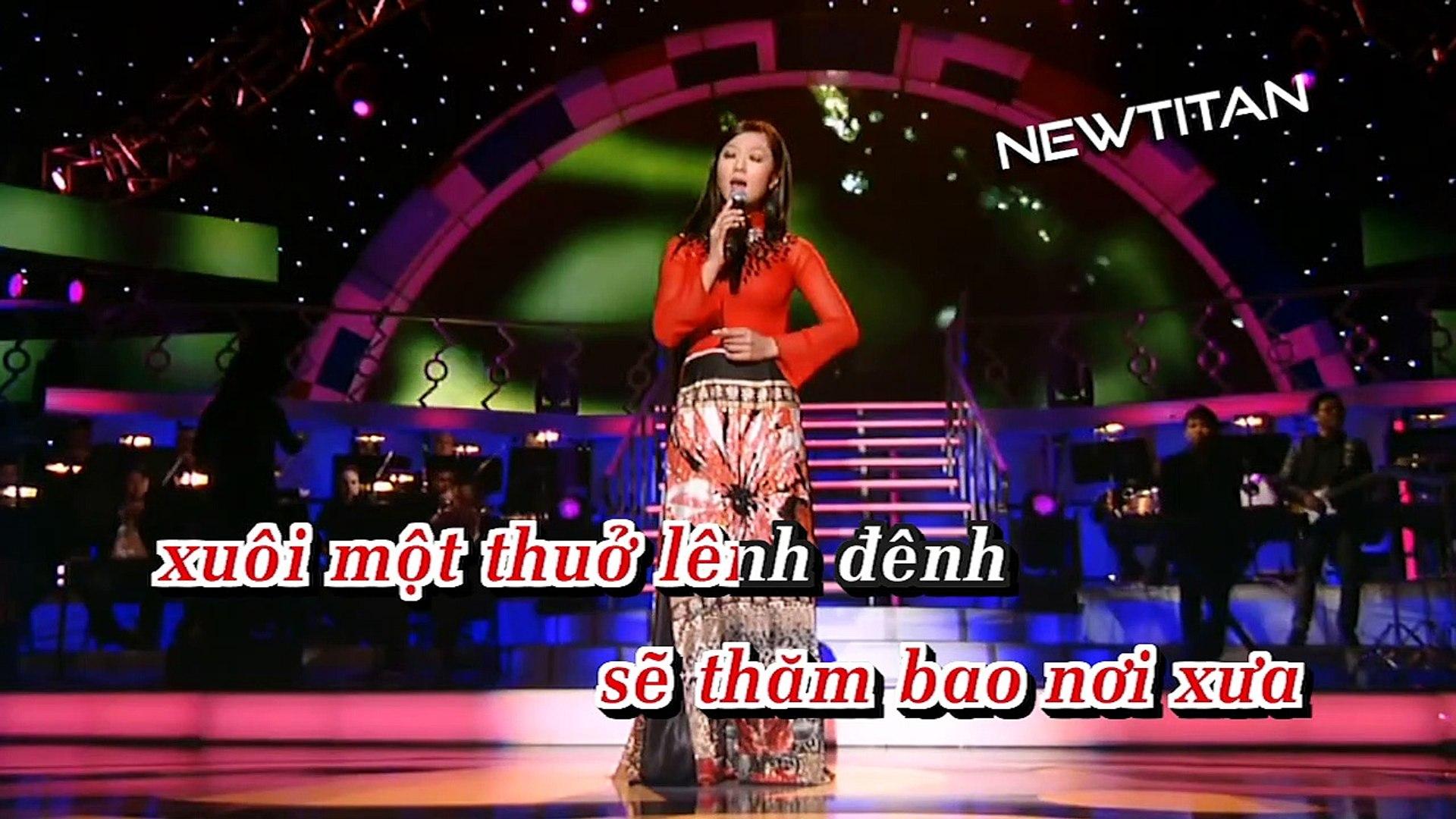 [Karaoke] Qua Cơn Mê - Hà Thanh Xuân [Beat]