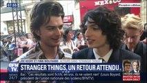 Stranger Things: la folie au Grand Rex à Paris pour la sortie de la saison 3 en présence des acteurs