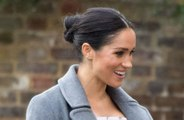Duchess of Sussex makes appearance at Wimbledon for Serena Williams