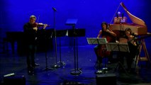 Evaristo Felice Dall'Abaco : Sonate pour violon et basse continue en sol mineur op. 4 n° 12 (Les Accents)