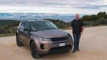 Range Rover Evoque S D240 AWD - Probefahrt im neuen Land Rover Kompakt SUV