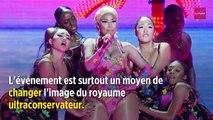 L'Arabie saoudite s'offre Nicki Minaj