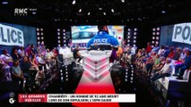 Le monde de Macron: Un homme de 52 ans meurt lors de son expulsion à Chambéry, l'IGPN saisie - 05/07