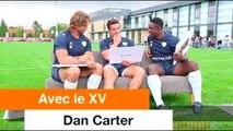 How French Are You Dan Carter - Avec le XV - Orange