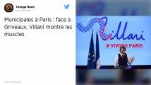 Municipales à Paris : face à Benjamin Griveaux, Cédric Villani montre les muscles
