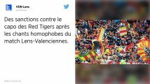 Ligue 2 : Un supporter du RC Lens condamné par la LFP pour chants homophobes
