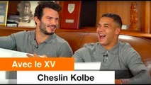 How French Are You Cheslin Kolbe - Team Orange Rugby