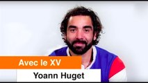 Talking To Me Yoann Huget - Team Orange Rugby
