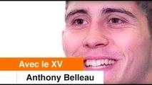 Talking to Me Anthony Belleau - Avec le XV - Orange