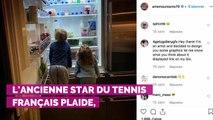 PHOTOS. Amélie Mauresmo fête ses 40 ans : ses photos de famill...