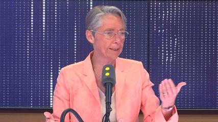 Elisabeth Borne - Franceinfo vendredi 5 juillet 2019