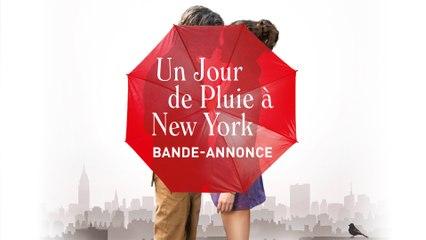 Un jour de pluie à New York - avec Timothée Chalamet, Elle Fanning, Selena Gomez