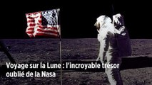 Voyage sur la Lune : l'incroyable trésor oublié de la Nasa