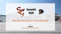 Sécurité Gold, surveillance et gardiennage dans le Var et les Alpes-maritimes