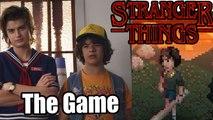 Stranger Things 3 Game  #1 — Zelda Clone in 80s USA {Switch} Walkthrough part 1