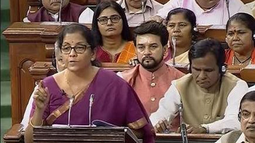Budget 2019 : Nirmala Sitharaman's Gift to Women, WATCH VIDEO | Oneindia News