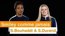 SMILEY COMME JAMAIS avec les Bleues - Episode #6 S.Bouhaddi & S.Durand