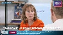 Ségolène Royal tacle Nicolas Sarkozy - ZAPPING ACTU DU 05/07/2019