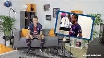 #PSGFANROOM avec Orange - Marco Verratti