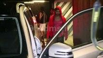 Bollywood Actor Varun Dhawan Spotted at Juhu Gym