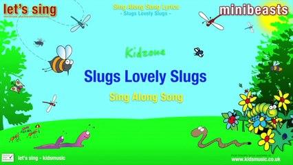 Kidzone - Slugs Lovely Slugs