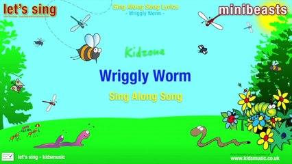 Kidzone - Wriggly Worm