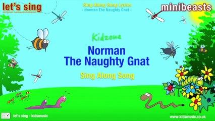 Kidzone - Norman The Naughty Gnat