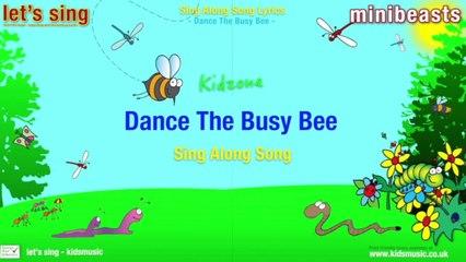 Kidzone - Dance The Busy Bee