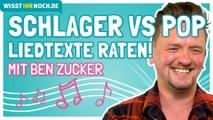 Songtext-Quit mit Ben Zucker