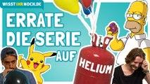 Auf Helium: Kannst du die Serie erraten? mit  Salim Samatou von RebellComedy