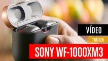 Sony WF-1000XM3, auriculares inalámbricos con cancelación de ruido