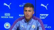 Rodri speaks on his move to Manchester City