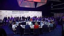 Sommet des pays des Balkans occidentaux, à Poznan (Pologne)