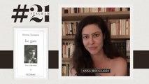 21stagram avec Claude Lelouch, Alain Passard, Anna Mouglalis  – 21CM avec Bret Easton Ellis - CANAL+