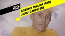 Légendes du Maillot Jaune - Jacques Anquetil by Raymond Poulidor