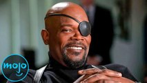 Top 10 Best Nick Fury MCU Moments