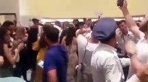 فيديو.. تدافع الجمهور نحو بوراك أوزجفيت في لبنان يتحوّل لكارثة