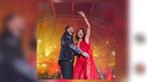 Pilar Rubio muestra cómo disfrutó de Europe el día de su boda