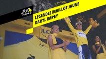 Légendes du Maillot Jaune - Daryl Impey