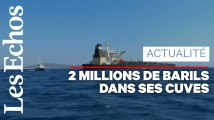 Un pétrolier iranien soupçonné de livrer du pétrole à la Syrie arraisonné à Gibraltar