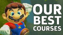 GameSpot Staff's Best Super Mario Maker 2 Courses