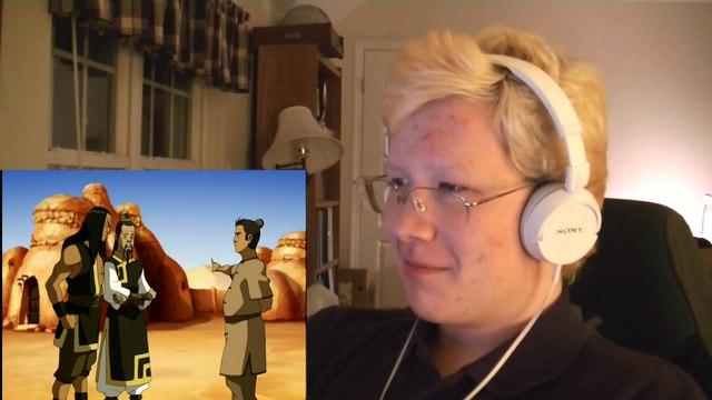 BLIND REACTION  - Avatar The Last Airbender S02E11 - The Desert